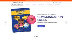 Communication Enhancements Website