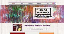 The Ladies Entrance