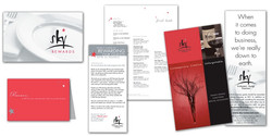 Marketing Collateral for Restaurant