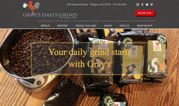 Gray's Daily Grind Coffee Shop