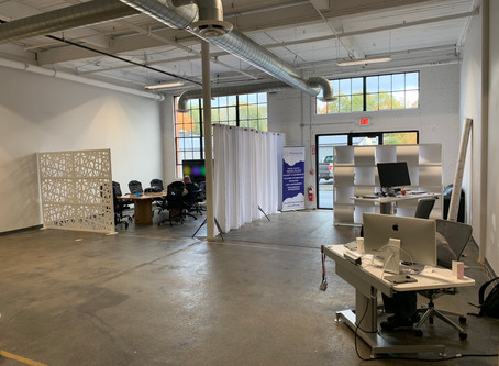 Living the Cloud Life: Welcome to Our New Office Space