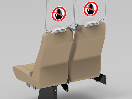 New passenger protection equipment introduced