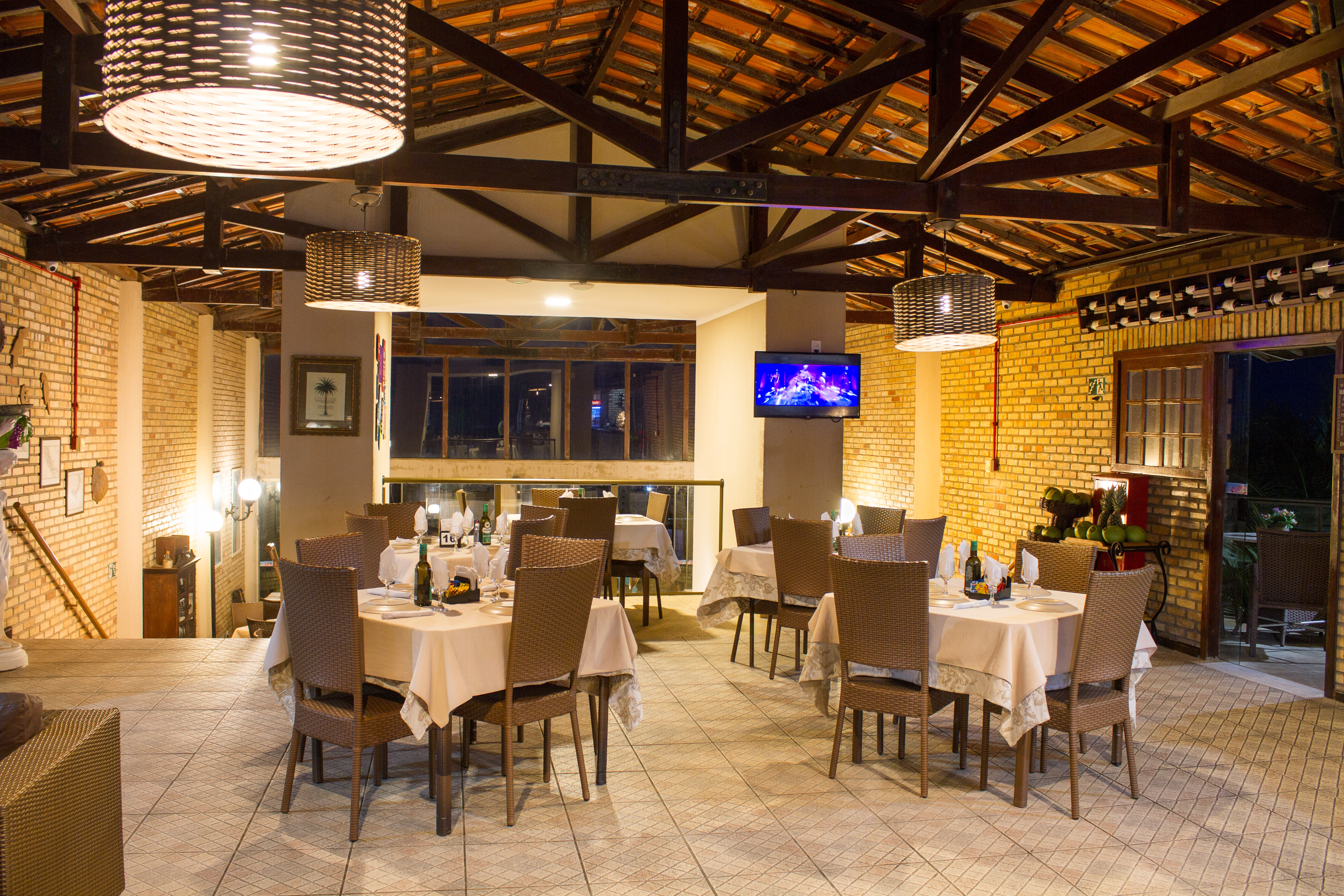 Restaurante á la carte