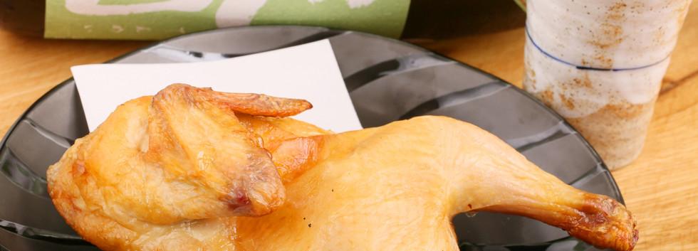 若鶏半身焼き