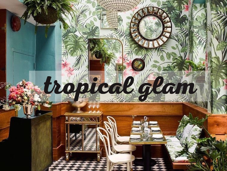 Tropical Glam