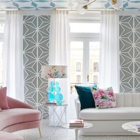 Atrévete a ponerle color a tu casa. ¿Porquéno ROSA?