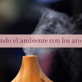 Crea el ambiente con aromas para el hogar en San Valentín.