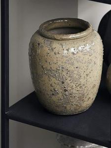 Vase Pale, Clay ware, Glaze.jpg