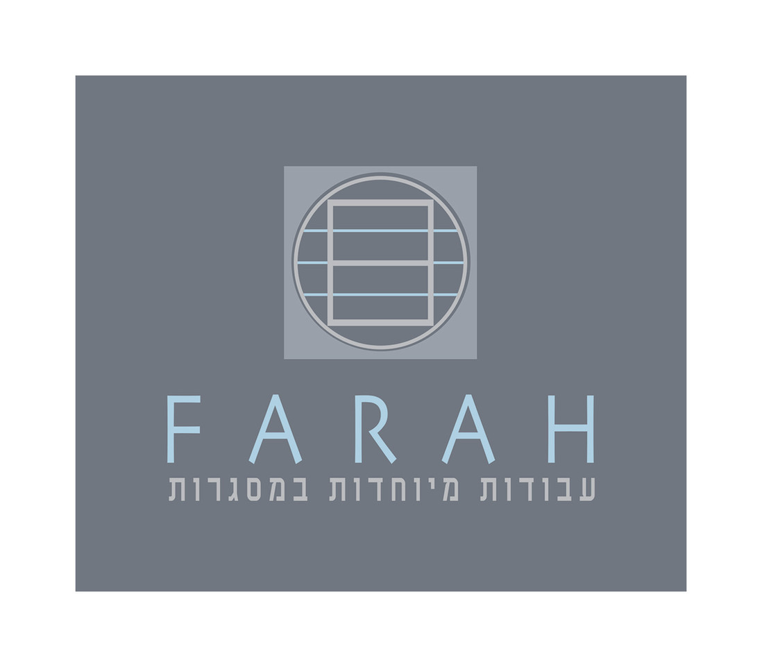 Logo Design, Farah, locksmith's works