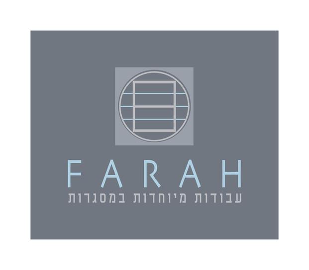 Logo Design, Farah, locksmith's works