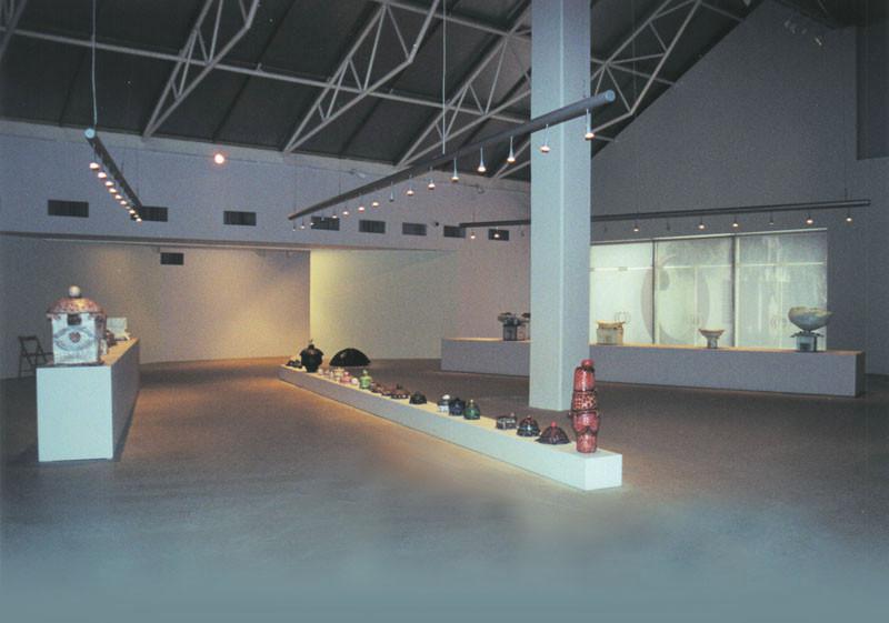 Exhibition Design, Step by Step, Bianca Eshel-Gershuni, Tel Aviv Museum of Art, 2001