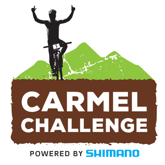 Logo Design, Carmel Challenge, MTB race