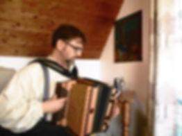 Christof Härtl, Steirische Harmonika Quetsche