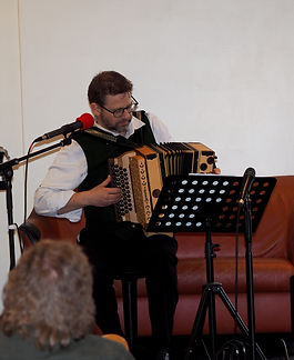 Christof Härtl, Volksmission Graz Lesung Musik Rosegger Himmelreich Glaubensbekenntnis