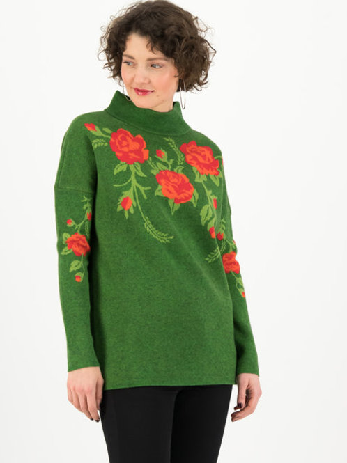 Pull Knitted Jumper rosewood tales