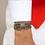 Thumbnail: NAHUA - Bracelet COLOMBE Kaki