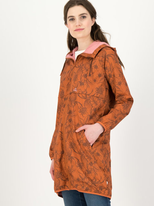 Coupe vent Wetterjacket Windbraut long - Shades of Rust