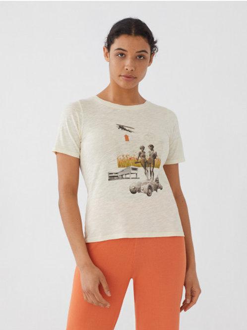 T-shirt m/courtes scène Bauhaus