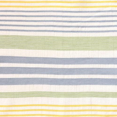 Tissu Panama Vert x10cm