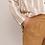 Thumbnail: Pantalon Maddie en Lin Marron