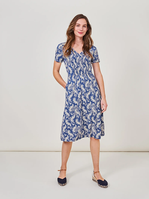 Robe Jersey Anise