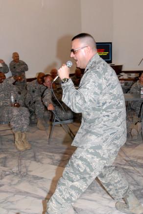 Iraqi 'Idol' Performance