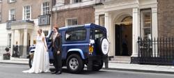 Land Rover Defender Weddings. The RSA (Royal Society of Arts) London .jpg
