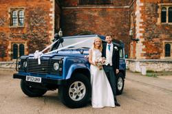 Land Rover Wedding Car Hire - Happy Couples.jpg