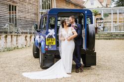 Land Rover Defender Weddings Couple.jpeg