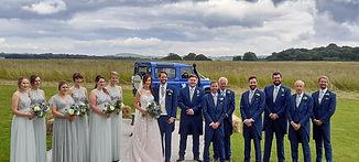 Country side Wedding - Land Rover Wedding Car 1.jpg