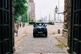 Land Rover Wedding Car Hire -Starlike Entrance.jpg