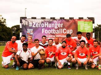 #ZEROHUNGER FOOTBALL-CUP FÜR INTEGRATION