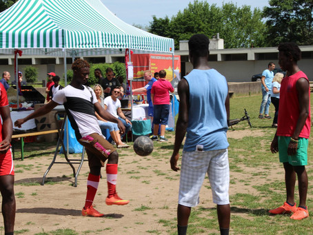 ZeroHunger Football-Cup
