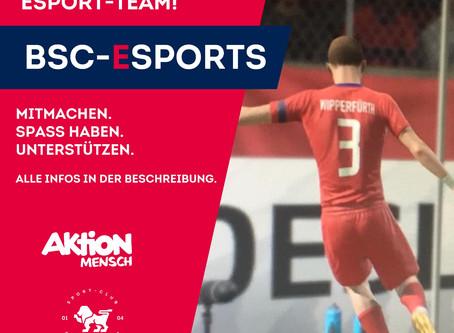 TEAM AM: Bonner SC gründet das erste Amateur e-sportsTeam