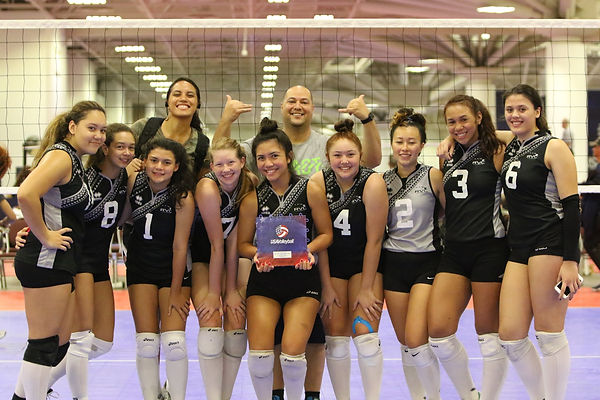 RVCH 16s at USAV Girls Junior National Championship 2017
