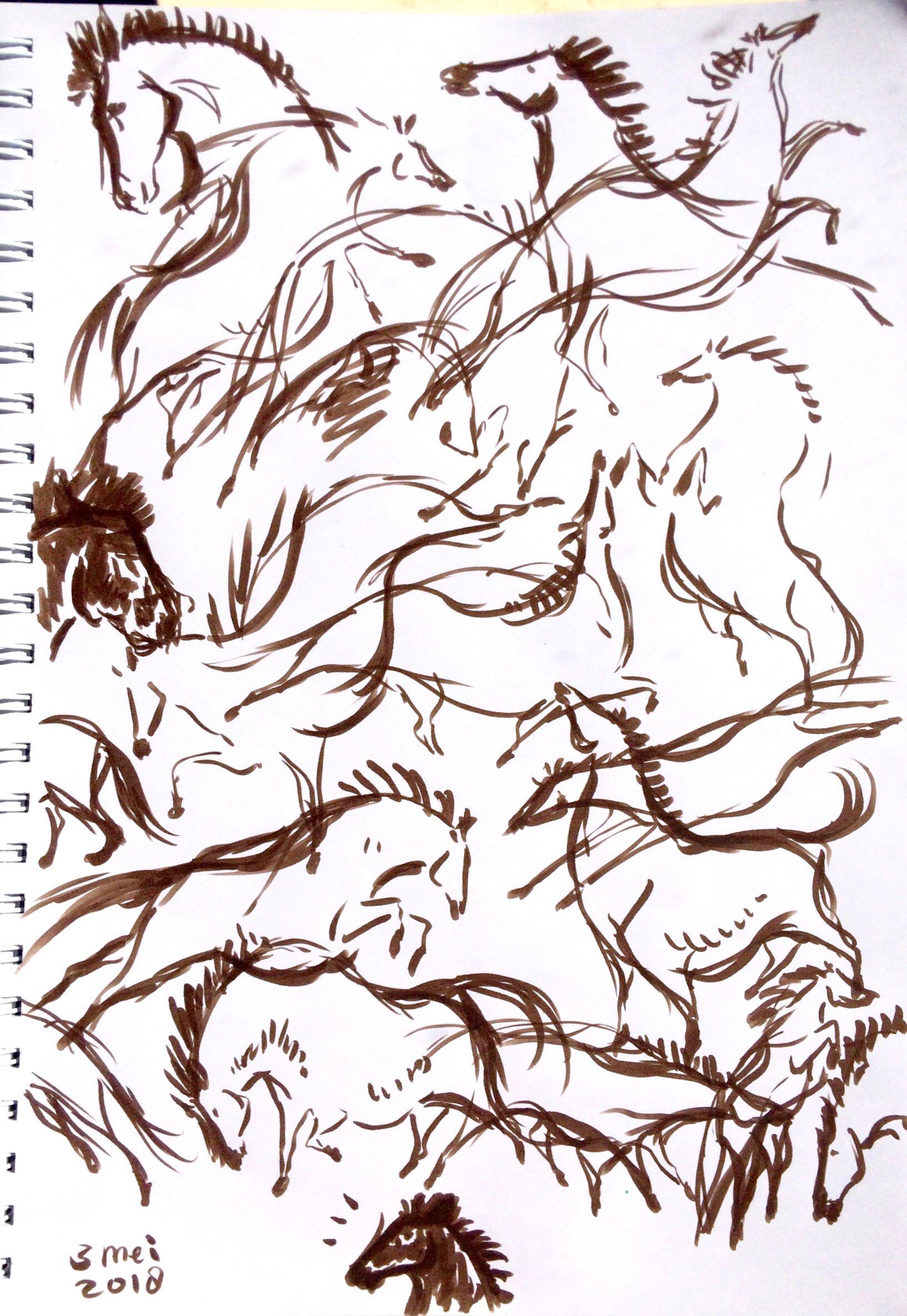 oerpaarden
