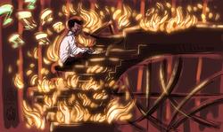 burningpiano
