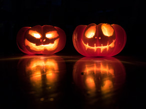 A Scottish Halloween and a Free Book