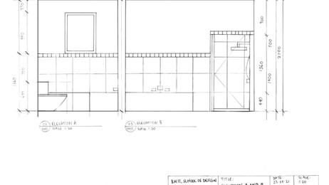 Project no.4: Orthographic Drawings.