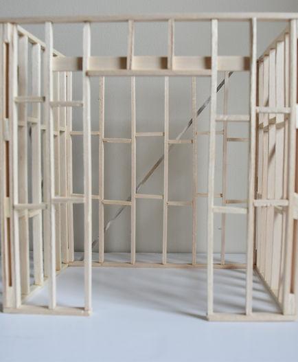 Project no.3: Timber Framing.