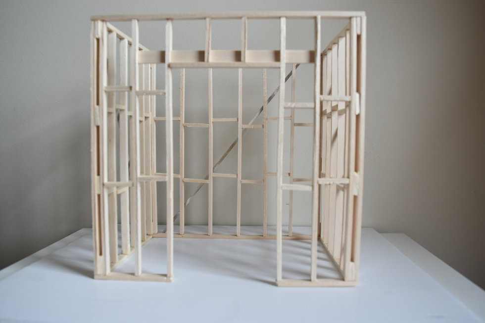 Project no.3_ Timber Framing_