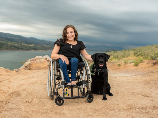 Power Women: Taking adaptive sports to a higher altitude with Melanie Knecht