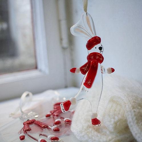 Новогодний декор 'Заяц'