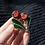 Thumbnail: Брошка 'Две розочки'