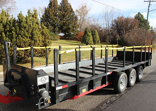 Haulit Arborman Trailer Idaho