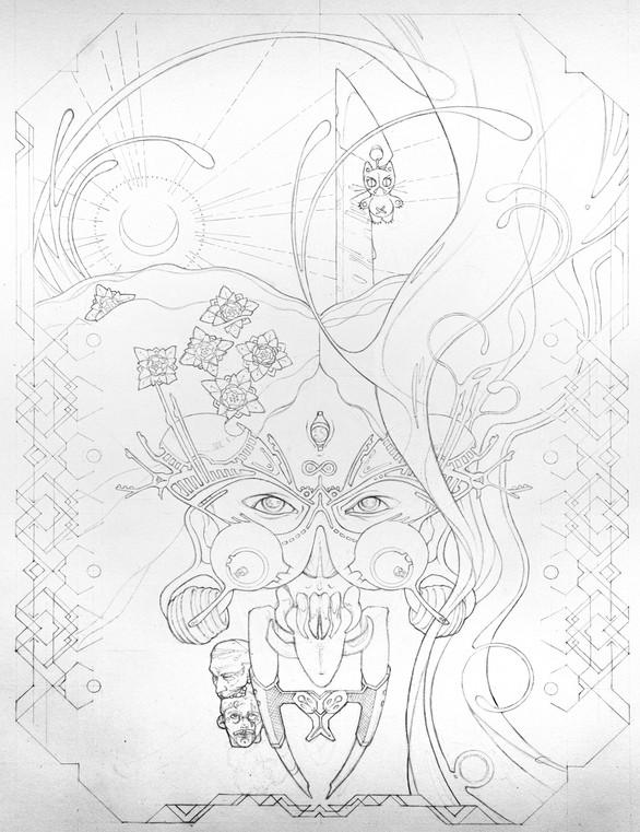Kali - Work In Progress