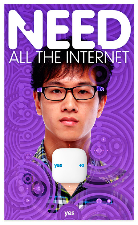 Need All The Internet