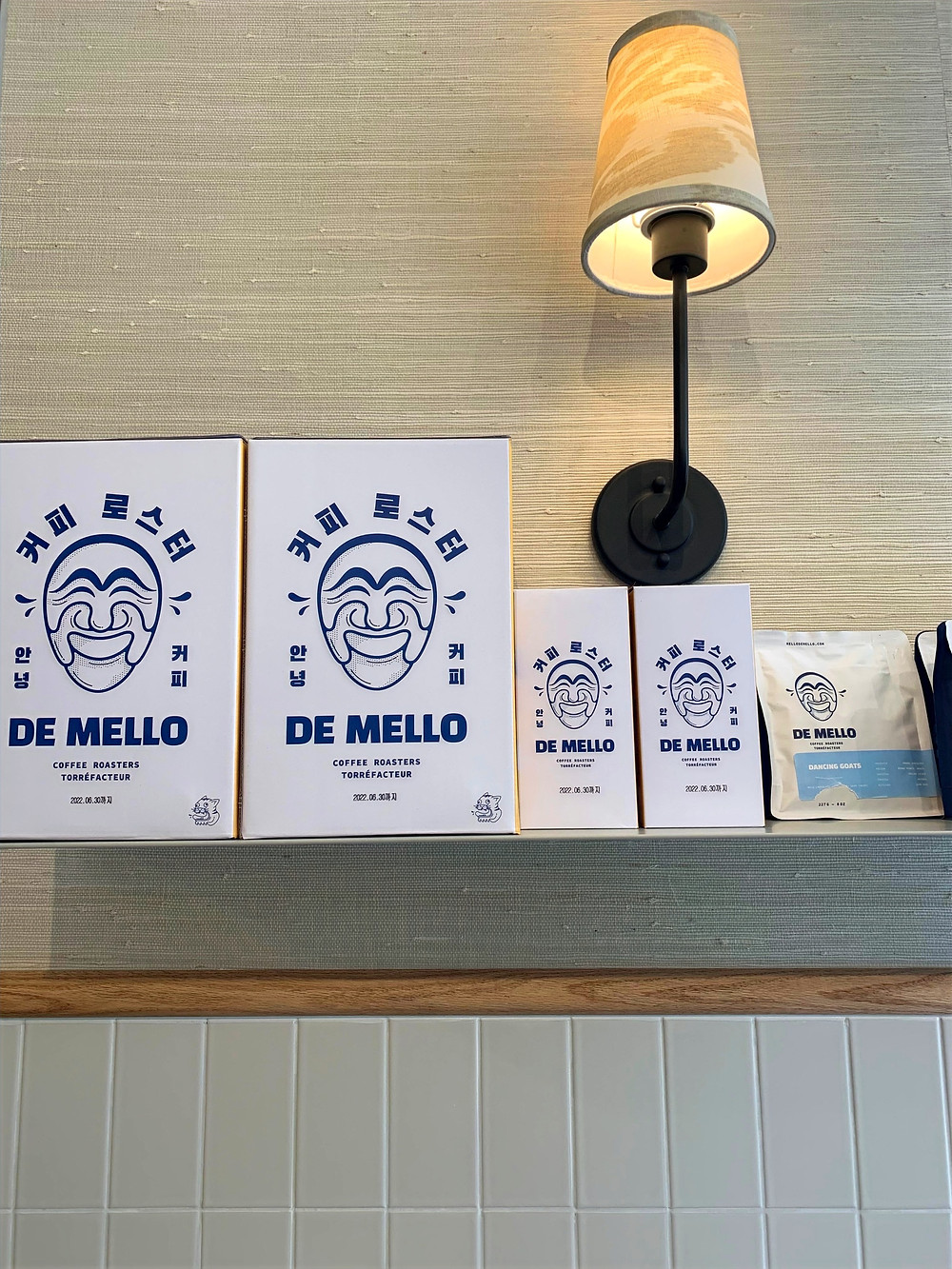 De Mello Coffee sold at new St. Clair cafe
