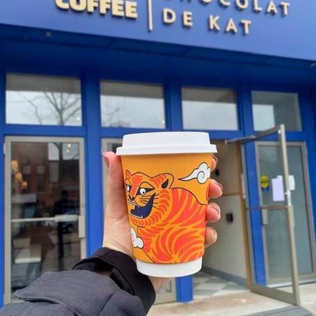 De Mello Coffee x Chocolat De Kat