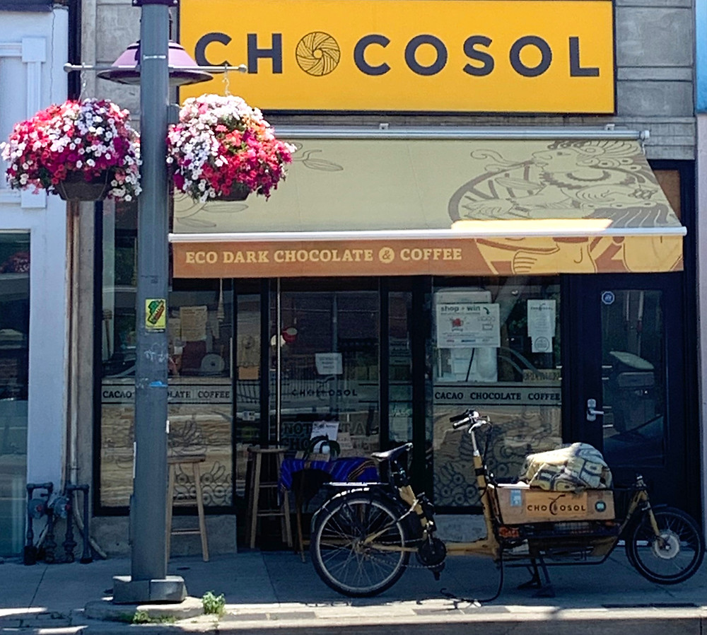 ChocoSol at 1131 St. Clair Ave E